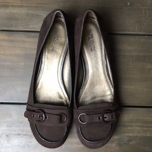 Kenneth Cole Reaction Ace Obsession Flats